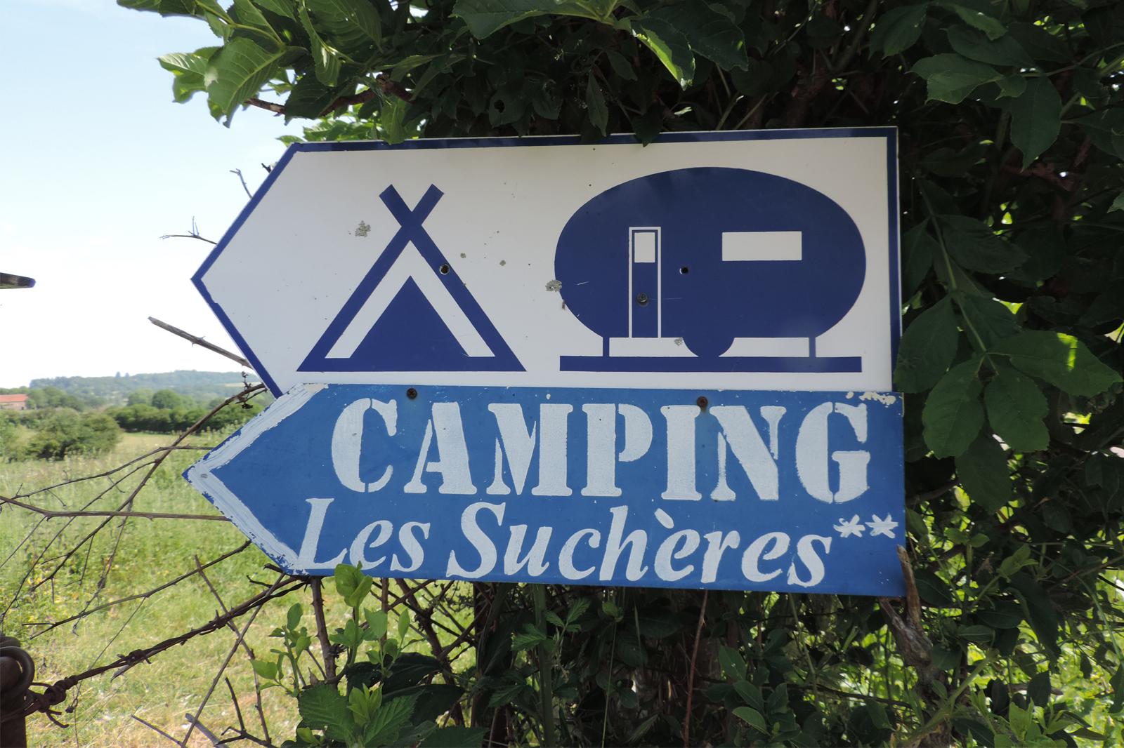 camping bordje